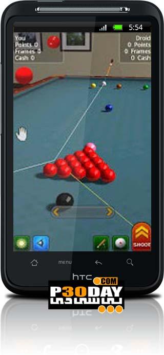 دانلود بازی بیلیارد حرفه ای Pool Break Pro 2.0.5 آندروید