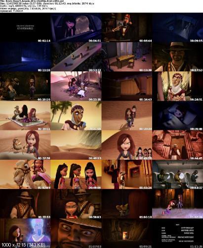 دانلود انیمیشن Bratz Desert Jewelz 2012 با لینک مستقیم