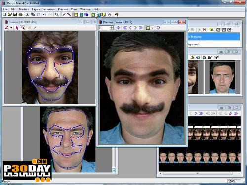 برنامه تبدیل یک تصویر به تصویر دیگر STOIK MorphMan 4.0.0.3 Portable