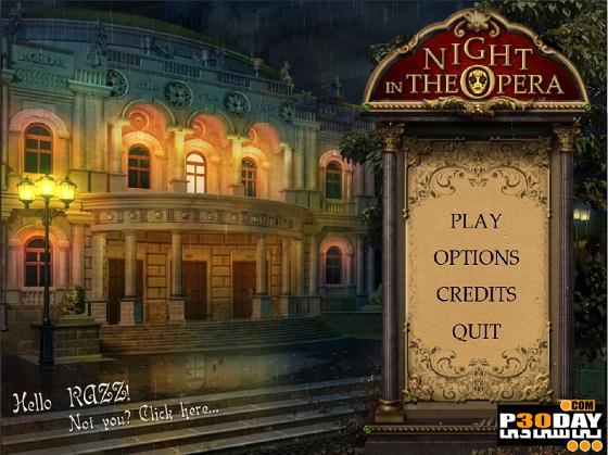 دانلود بازی یافتن اشیای پنهان Night In The Opera