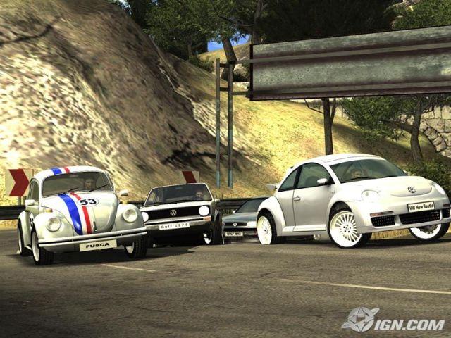 تجربه مسابقات اتومبیل رانی با Volkswagen GTI Racing