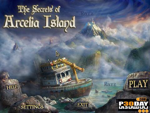 دانلود بازی اشیاء پنهان The Secrets of Arcelia Island v1.0.1.10