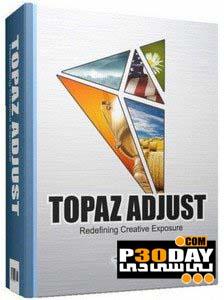 پلاگین قدرتمند و مفید Topaz Adjust 5.0.0 for Adobe Photoshop فتوشاپ