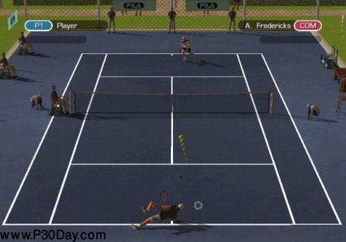 دانلود بازی Fila World Tour Tennis + کرک