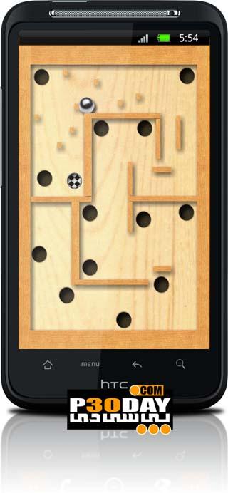 دانلود بازی فوق العاده جذاب Labyrinth v1.5 آندروید