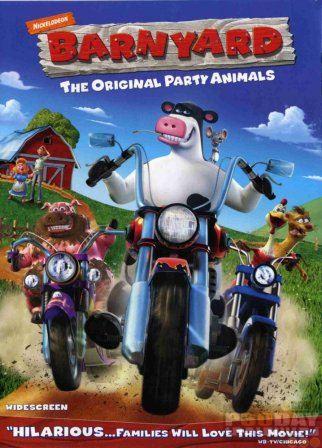 دانلود دوبله فارسی انیمیشن Barnyard 2006