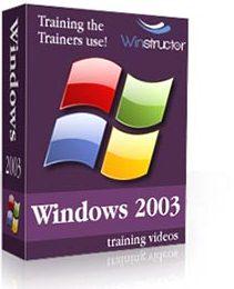دانلود رایگان آموزش تصویری کار با ویندوز سرور 2003 Windows Server