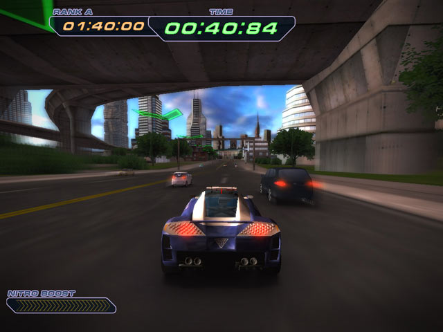بازی ماشین سواری مهیج Police Supercar Racing