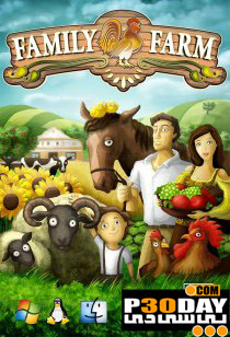 دانلود بازی کم حجم Family Farm v1.3.1 – 2011
