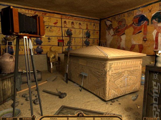دانلود بازی Portable Emily Archer And The Curse of Tutankhamun FINAL
