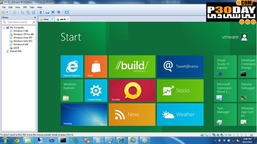 دانلود آموزش نصب ویندوز 8 به صورت مجازی به زبان فارسی