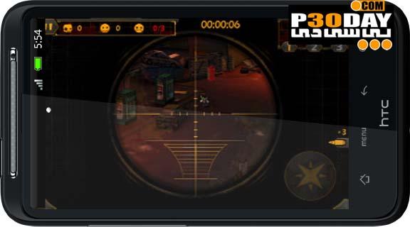 دانلود بازی جذاب و فوق العاده زیبای Call of Mini: Sniper آندروید