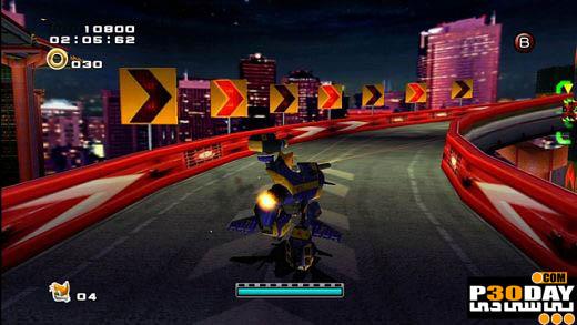 دانلود بازی Sonic Adventure 2 2012 با لینک مستقیم + کرک