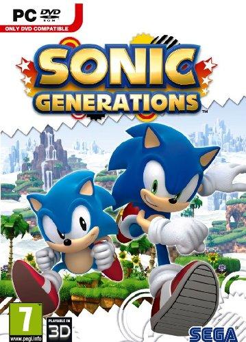 دانلود بازی Sonic Generations 2011 با لینک مستقیم + کرک