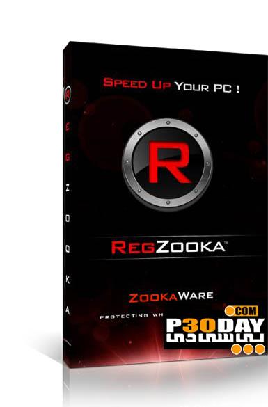 دانلود نرم افزار پاکسازی کامل رجیستری RegZooka v3.0.11.1