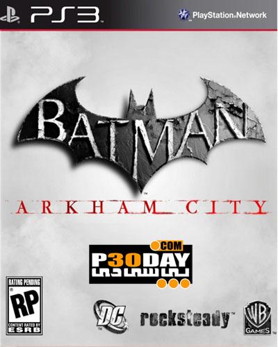 دانلود بازی Batman Arkham City برای PS3 با لینک مستقیم