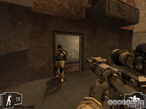 دانلود بازی Shadow Ops: Red Mercury 2004 + کرک