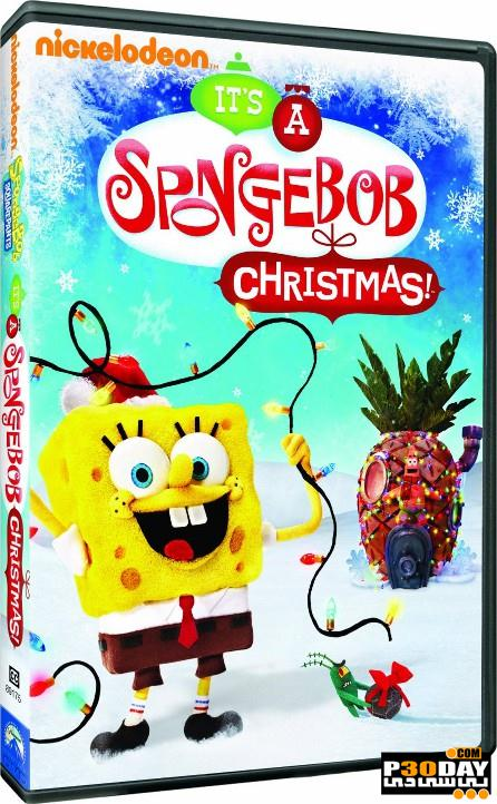 دانلود سری جدید انیمیشن های باب اسفنجی It's a SpongeBob Christmas 2012