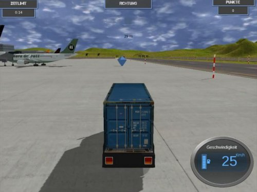 دانلود بازی شبیه ساز خدمه های پرواز Ground Control Simulator