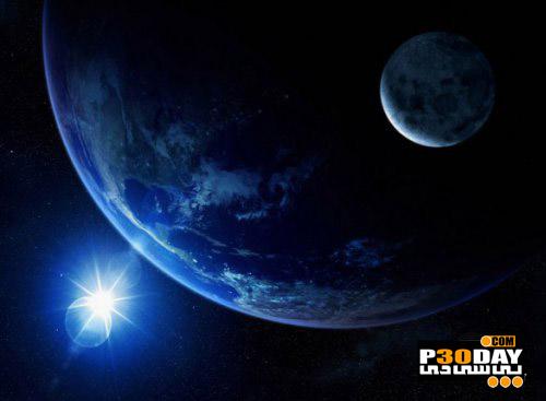دانلود اسکرین سیور فوق العاده زیبای Planet Earth Screen Saver 2.0.1