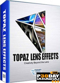 دانلود پلاگین فوق العاده کاربردی Topaz Lens Effects 1.2.0 فتوشاپ