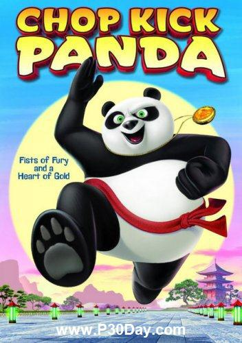 دانلود انیمیشن جدید Chop Kick Panda 2011 با لینک مستقیم