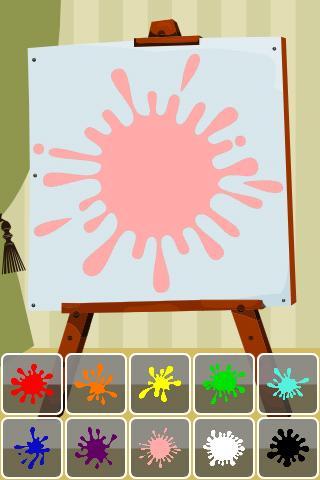 بازی تشخیص رنگ ها برای موبایل آندروید Kids Colors 1.3.2