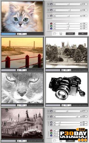 دانلود پلاگین قدرتمند فتوشاپ Fotomatic 1.4 Plugins for Photoshop