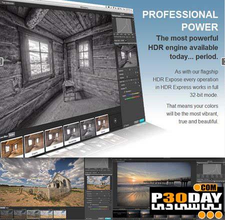 نرم افزار قدرتمند ساخت تصاویر HDR با Unified Color HDR Express 1.2.0