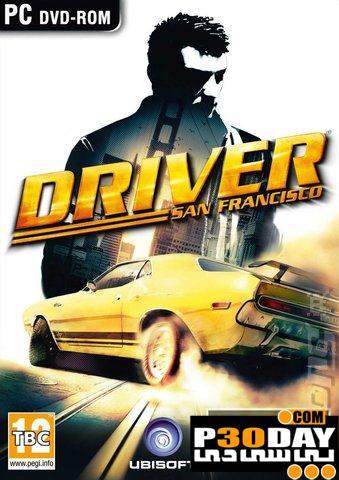 دانلود بازی Driver: San Francisco 2011 با لینک مستقیم + کرک