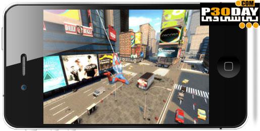 دانلود بازی فوق العاده زیبا و جذاب The Amazing Spider-Man v1.0.0 آیفون
