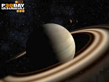 اسکرین سیور منظومه شمسی بصورت سه بعدی Solar System 3D screensaver 1.0.12