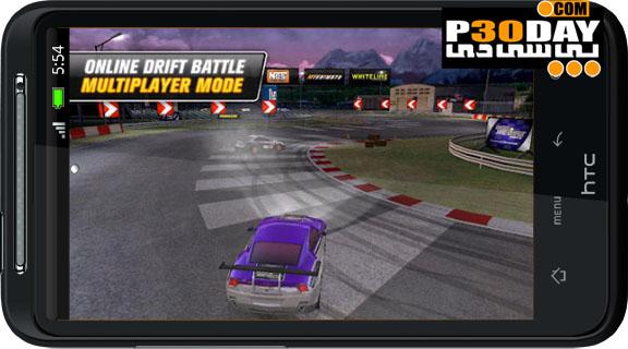 دانلود بازی فوق العاده جذاب Drift Mania Championship 2 آندروید