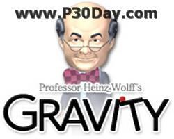 دانلود بازی زیبای پروفسور هاینز Professor Heinz Wolff's Gravity