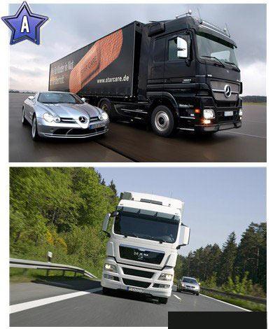 دانلود 80 عکس والپیپر کامیون و تریلر های برتر جهان