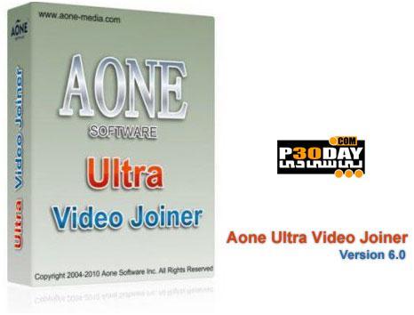Aone Ultra Video Joiner 6.4.1208 - بهم چسباندن ویدیوها
