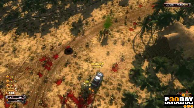 دانلود بازی Zombie Driver: Summer of Slaughter 2011 + کرک