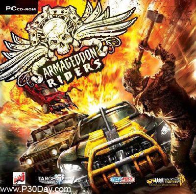 دانلود بازی Armageddon Riders Clutch 2009