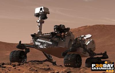 دانلود مستند بسیار زیبای مریخ نورد کنجکاوی