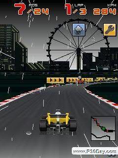 دانلود بازی فرمول یک گوشی آندروید - Championship Racing 2010 Android