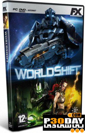 دانلود بازی WorldShift 2009 + کرک