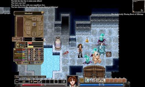 دانلود بازی سیاه چال مخوف Dungeons of Dredmor v1.0.5