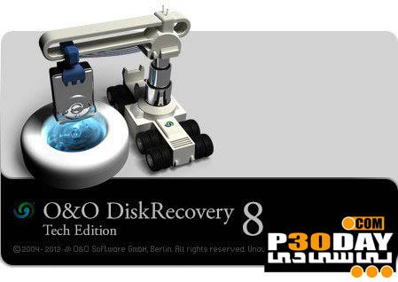 دانلود نرم افزار بازیابی حرفه ای اطلاعات O&O DiskRecovery 8.0 Build 335