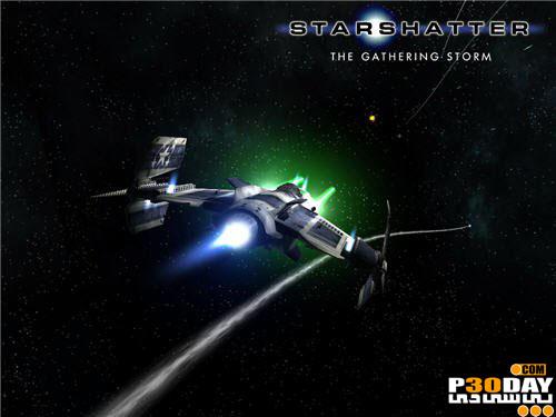دانلود بازی Starshatter: The Gathering Storm 2006 + کرک