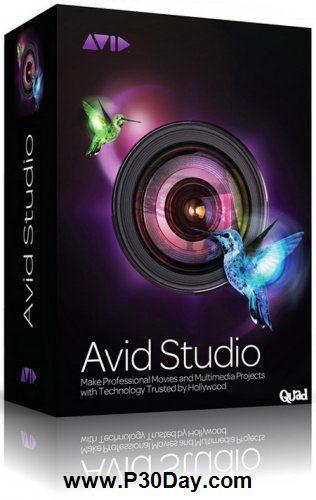 ویرایش و میکس فیلم با نرم افزار Avid Studio v1.0