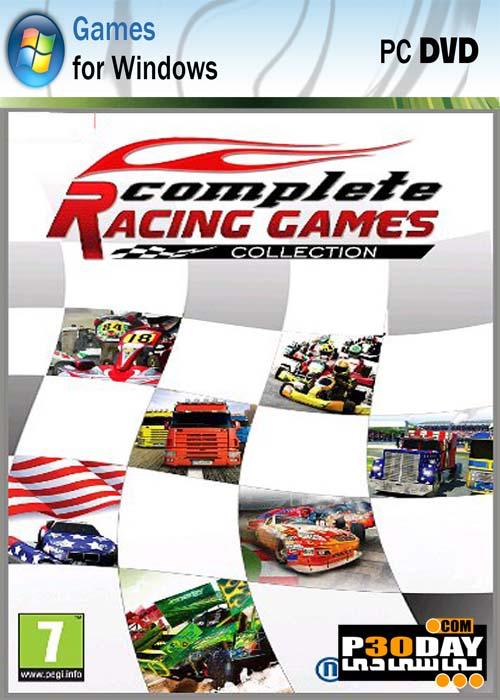دانلود بازی Complete Racing Games Collection 2012 با لینک مستقیم