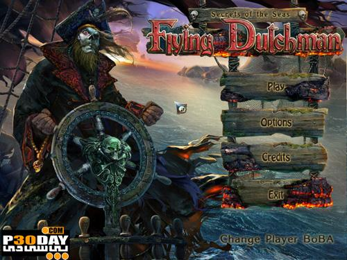 دانلود بازی هیجانی Secrets of the Seas Flying Dutchman v1.5.2.2012-TE