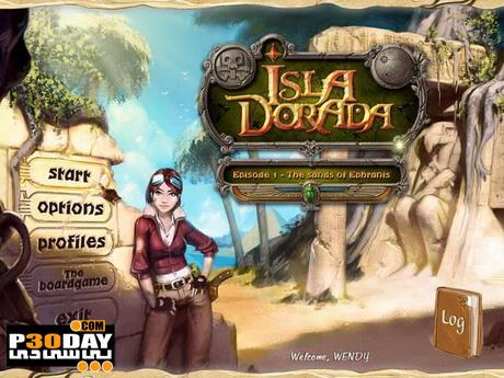 دانلود بازی زیبای Isla Dorada Episode 1: The Sands of Ephranis v1.0