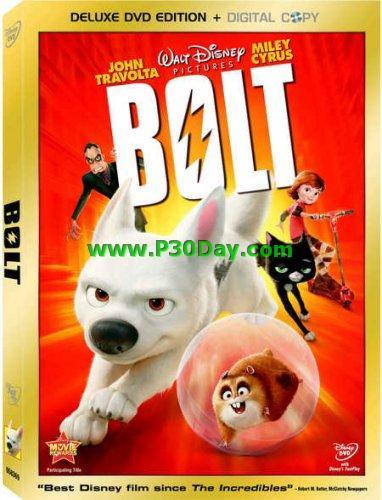 دانلود انیمیشن Bolt 2008 + زیرنویس فارسی