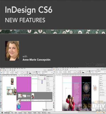 فیلم آموزشی ویژگی های جدید نرم افزار InDesign CS6 New Features